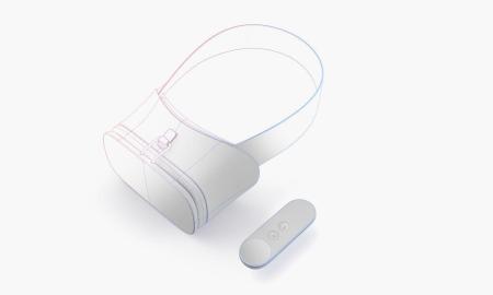 Google Daydream Header