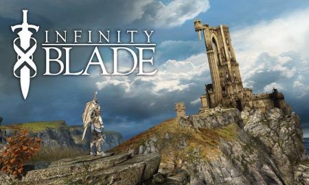 Infinity Blade Header
