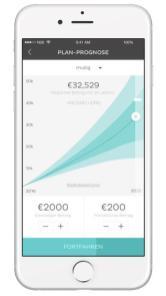 N26_N26Invest_iOS_Prognose-Screeen