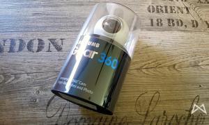 Samsung Gear 360 Header