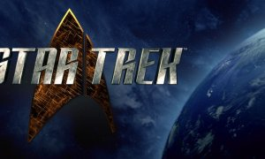 Star Trek Serie Logo Header
