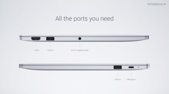 Xiaomi Mi Notebook Air Laptop_2