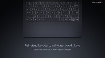 Xiaomi Mi Notebook Air Laptop_3