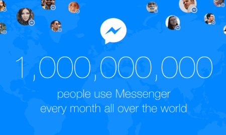 messenger facebook 1 milliarde