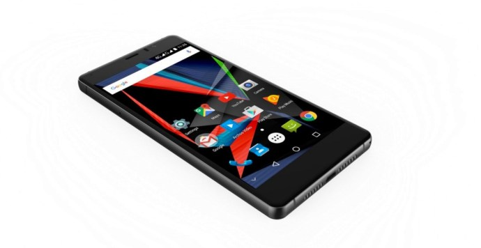 Archos 55 Diamond Selfie Header