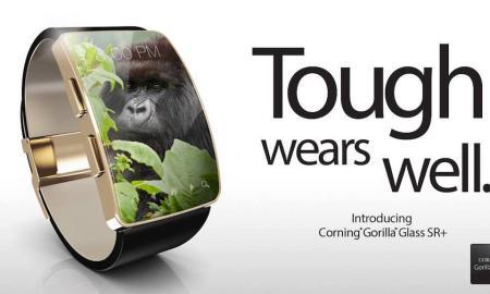 Corning Gorilla Glas SR Header
