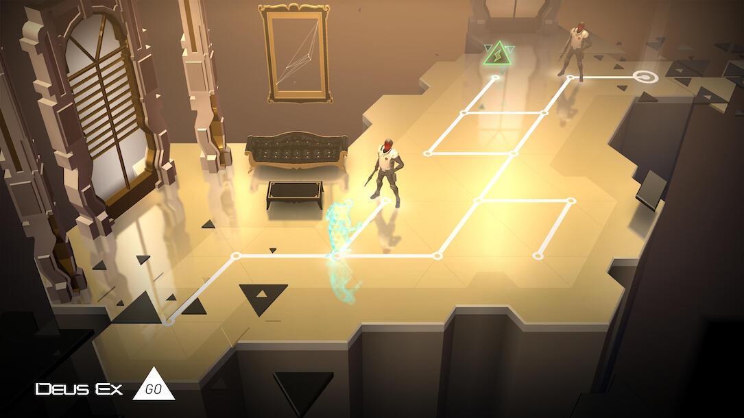 Deus Ex Go Screen2