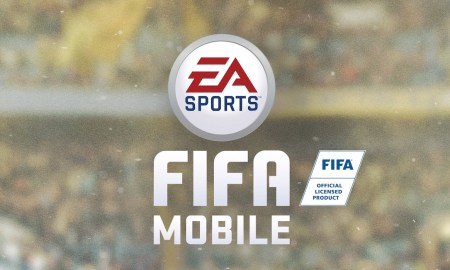 FIFA Mobile Header