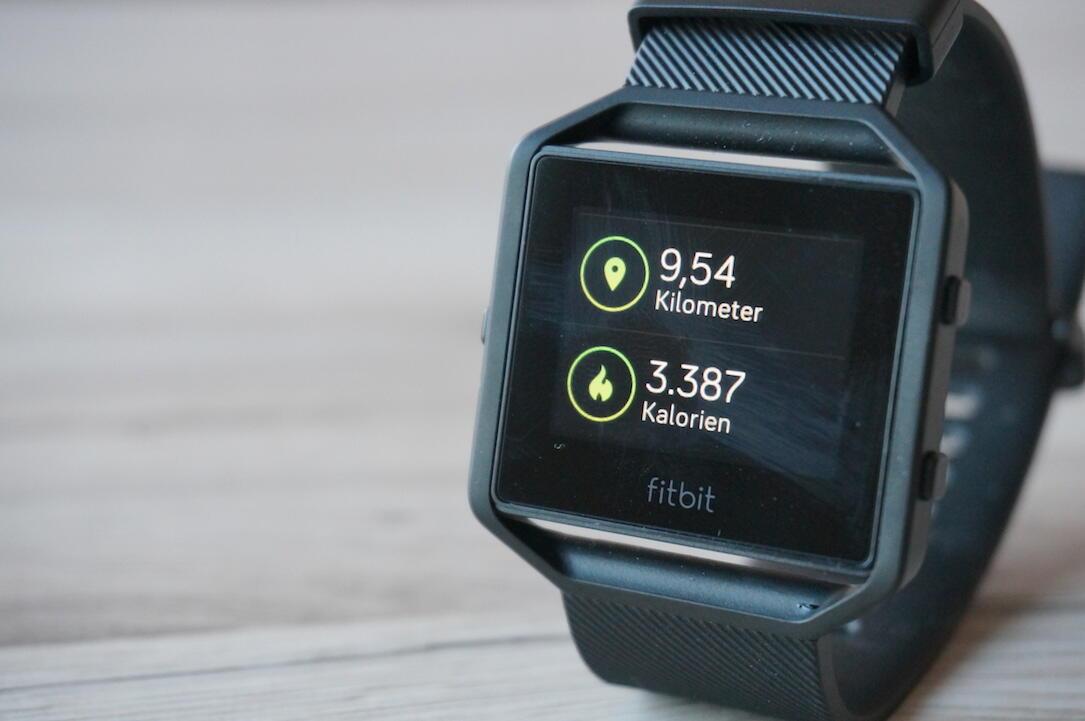 Fitbit Blaze Test3