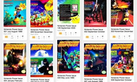 Nintendo Power Header