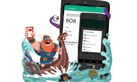 Opera Free VPN Header