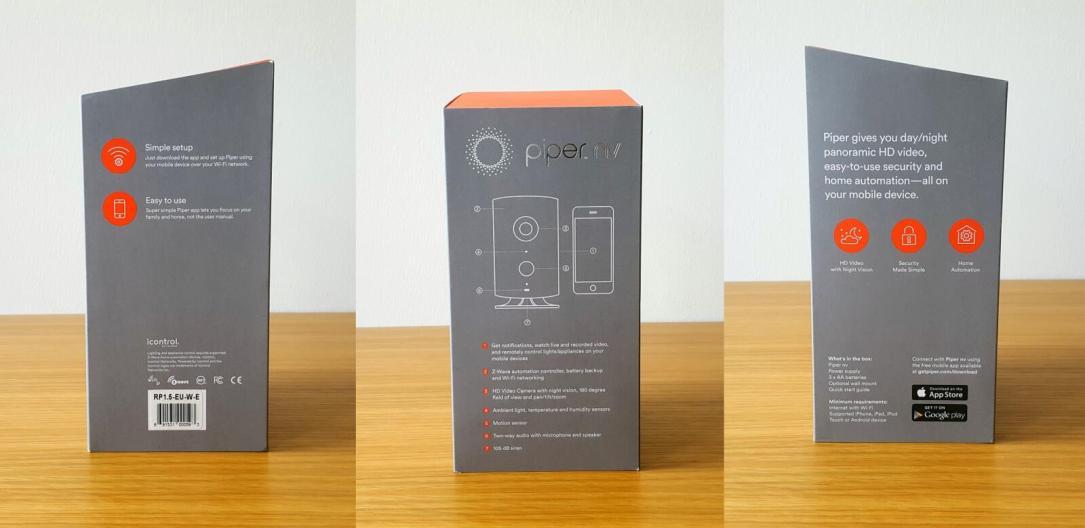 Piper Verpackung