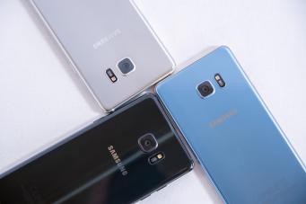 Samsung Galaxy Note 7 Handson Lars7