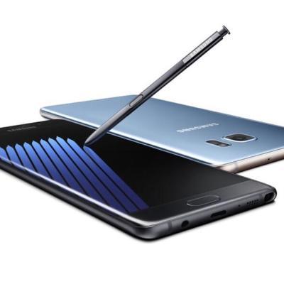 Samsung Galaxy Note 7 Header