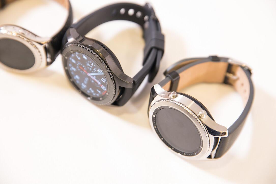 Samsung Gear S3 IFA1