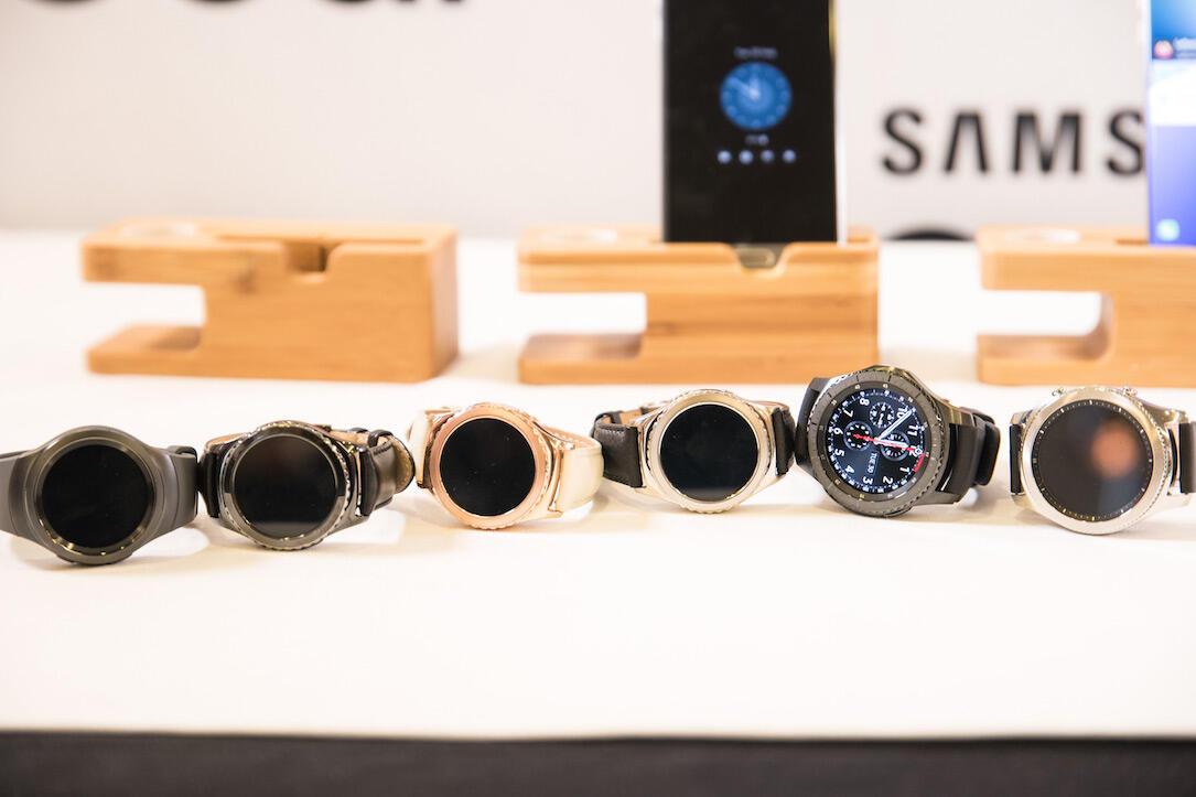 Samsung Gear S3 IFA2