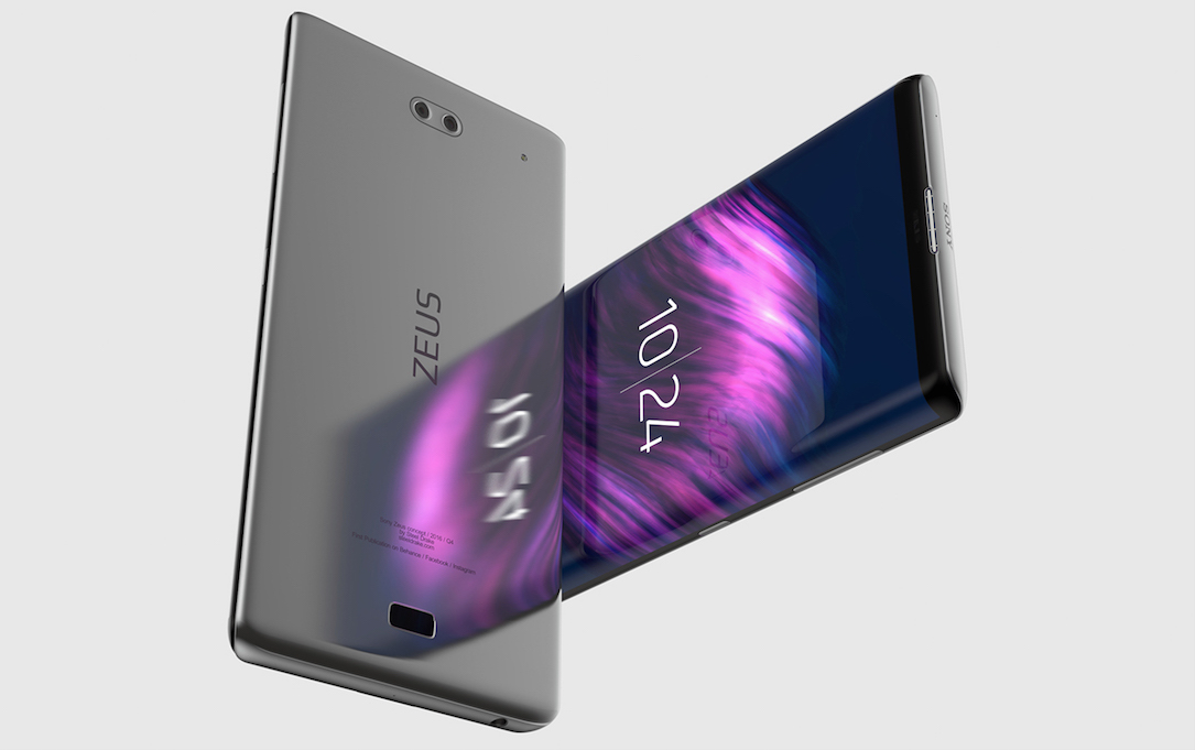 Sony Zeus Konzept3