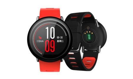 Xiaomi Amazfit Smartwatch Header