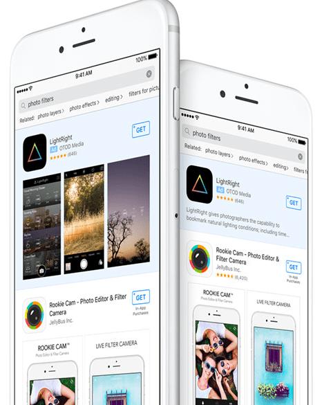 Screen: Apple
