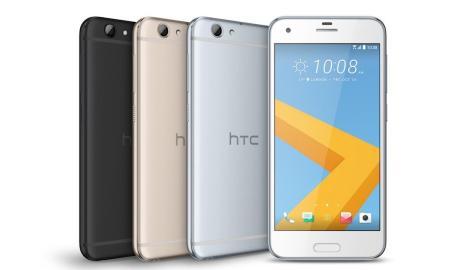 HTC One A9S Header