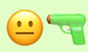 emojis-pistole