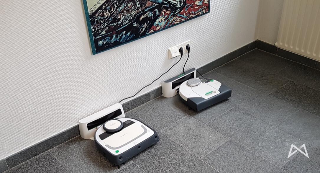 Vorwerk Kobold VR 200 und VR 100