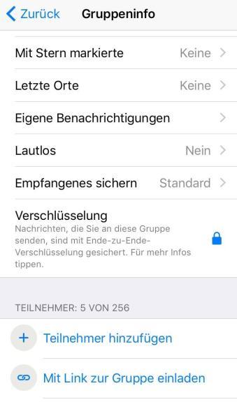 WhatsApp Bilder bemalen verpixeln und Farben entfernen