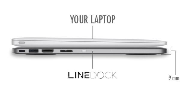 line-dock