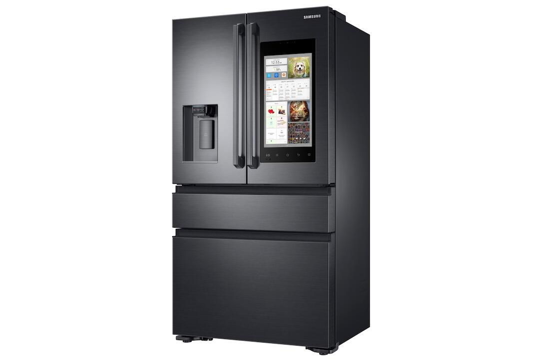Kühlschrank Samsung : Samsung rs thcww ef side by side a kwh jahr l