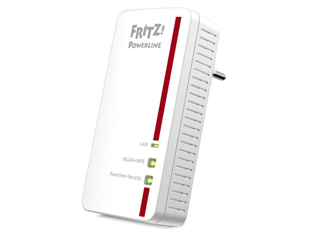 FRITZ!Powerline 1260E erhält FRITZ!OS 7.20