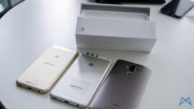 Huawei P10 und P10 Plus und Mate 9