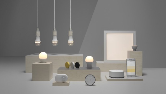 Ikea Lampen Led : Ikea trÅdfri: weiße und bunte led lampe reduziert