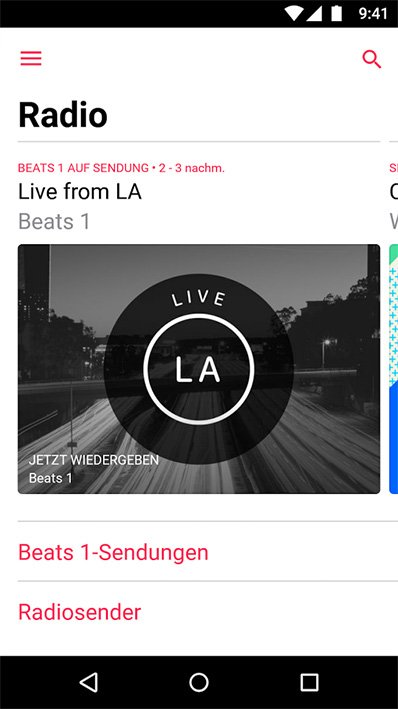 1704 Apple Music Android App_scrn2