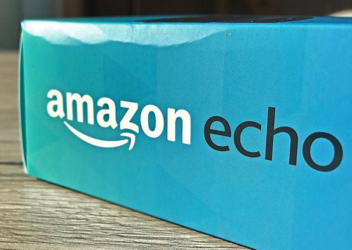 Amnazon Echo Karton
