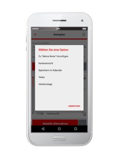 DB Vertrieb GmbH_DB Navigator_Android_Reiseplan teilen_04-2017