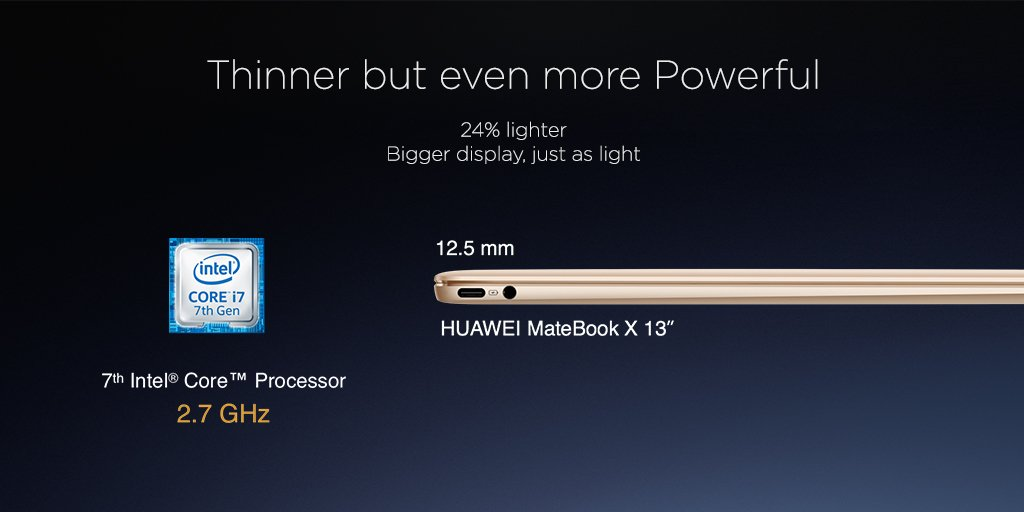Huawei greift MacBook an