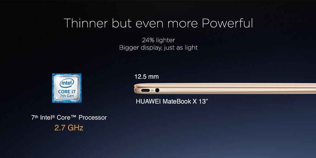 Huawei stellt sein erstes Notebook vor