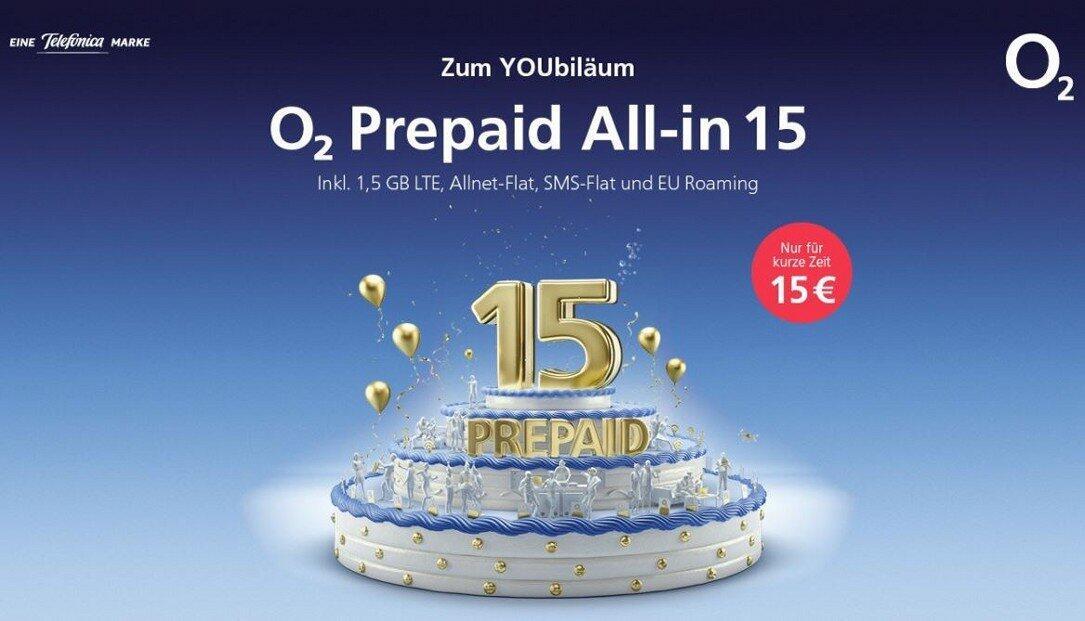 Vodafone CallYa: Allnet-Tarif ab sofort mit 2 GB Datenvolumen