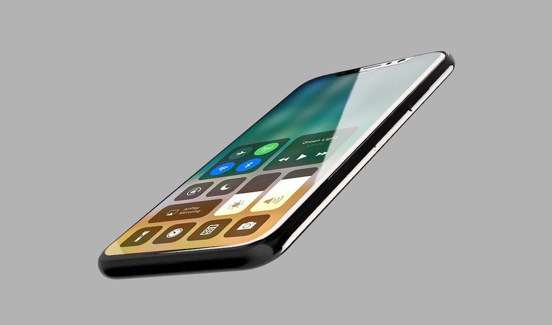 Apple iPhone 8 Mockup