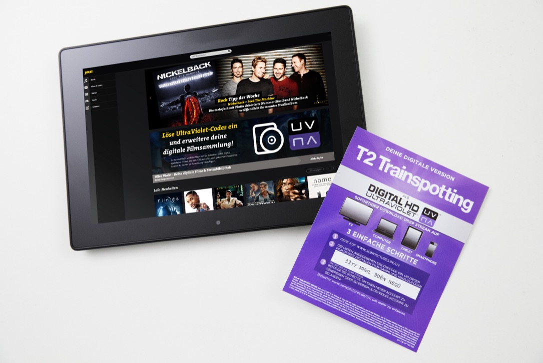 ultraviolet dvd oder blu ray kaufen und digitale kopie. Black Bedroom Furniture Sets. Home Design Ideas