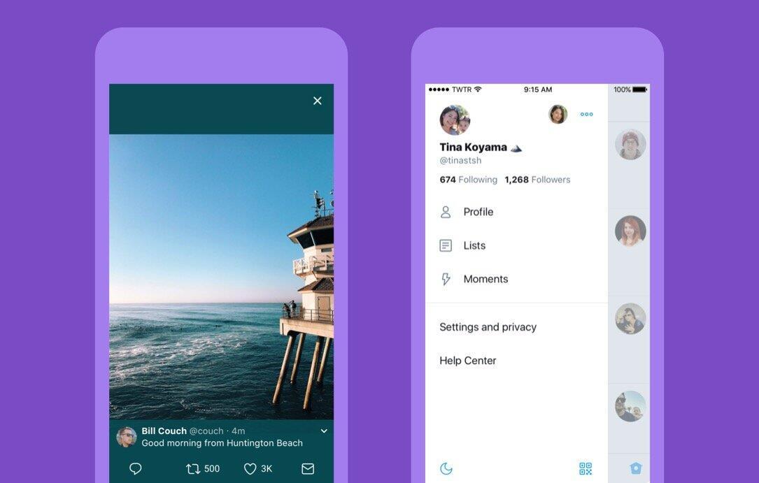 Neues Design: Twitter will sich übersichtlicher aufstellen