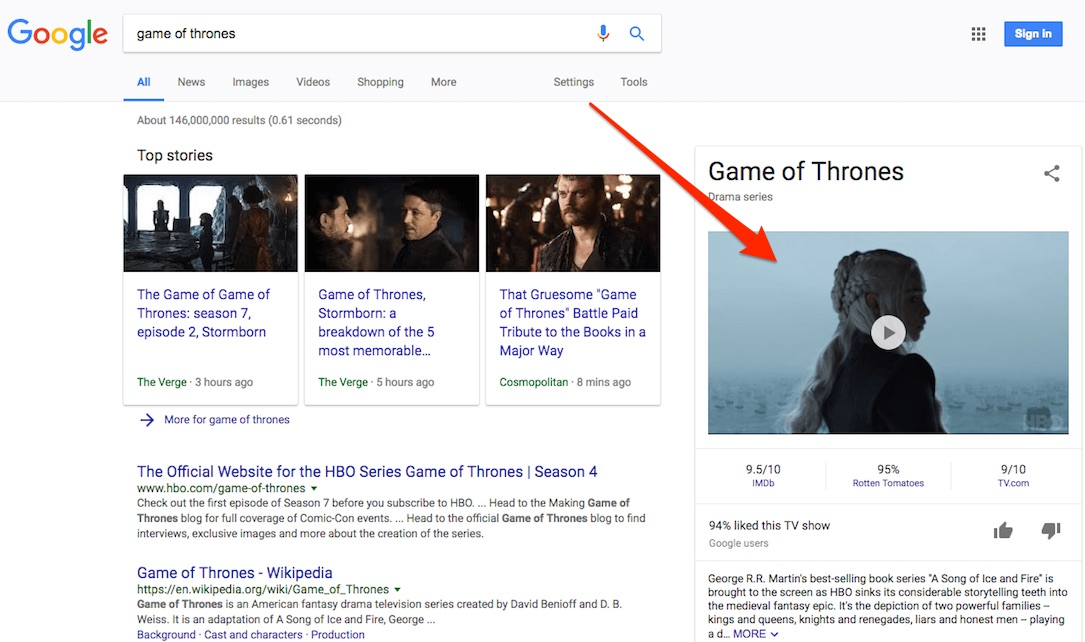 Google Video Autoplay