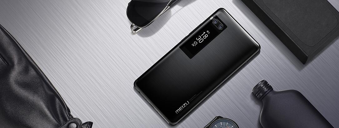 Meizu Pro 7 Black 1085