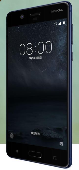 Nokia 8 Webseite Leak