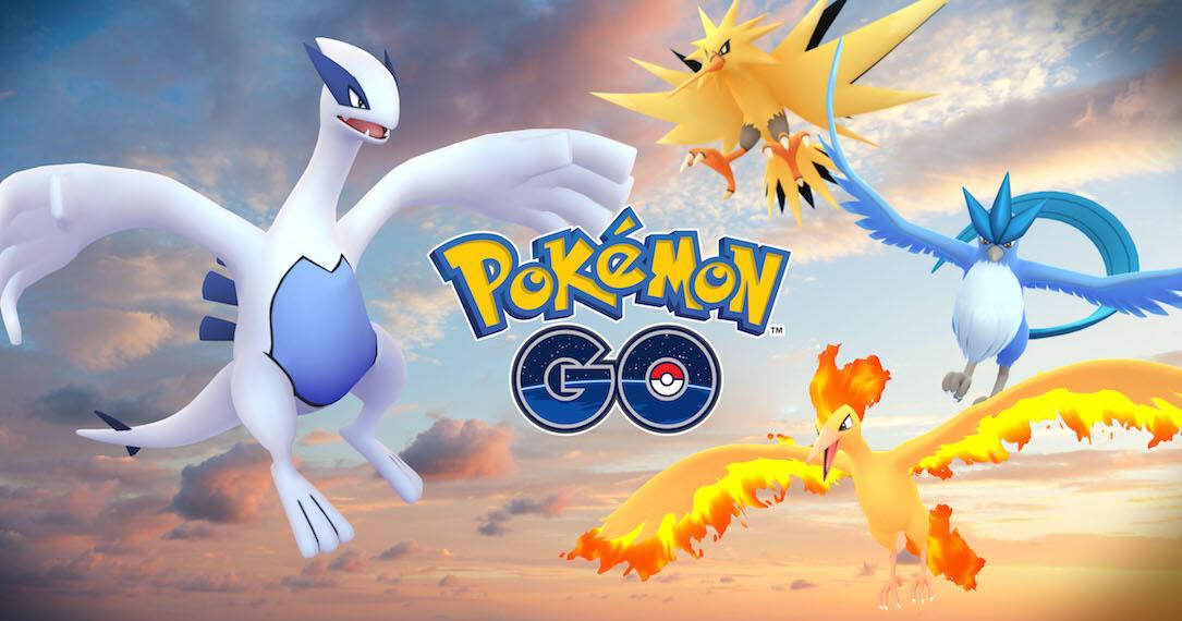 Pokémon Go: Zapdos und Lavados machen in Kürze die Raids unsicher
