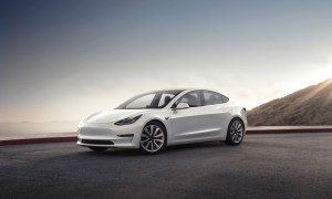 Tesla Model 3 Pearl White