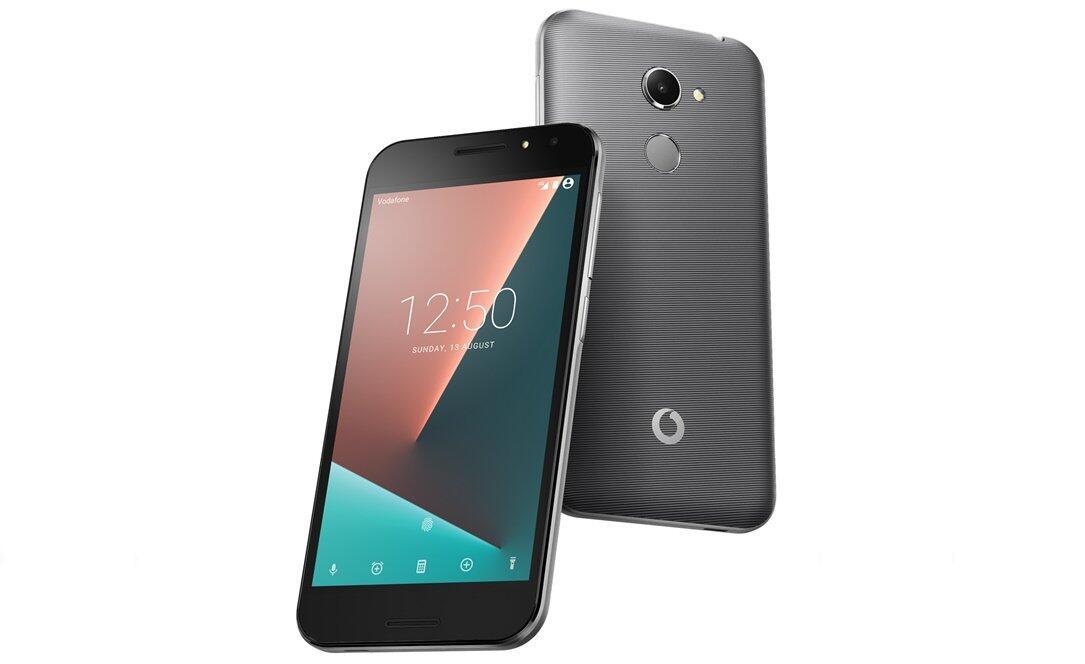 Vodafone Smart N8: 5 Zoll-Smartphone ab morgen für 130 Euro verfügbar