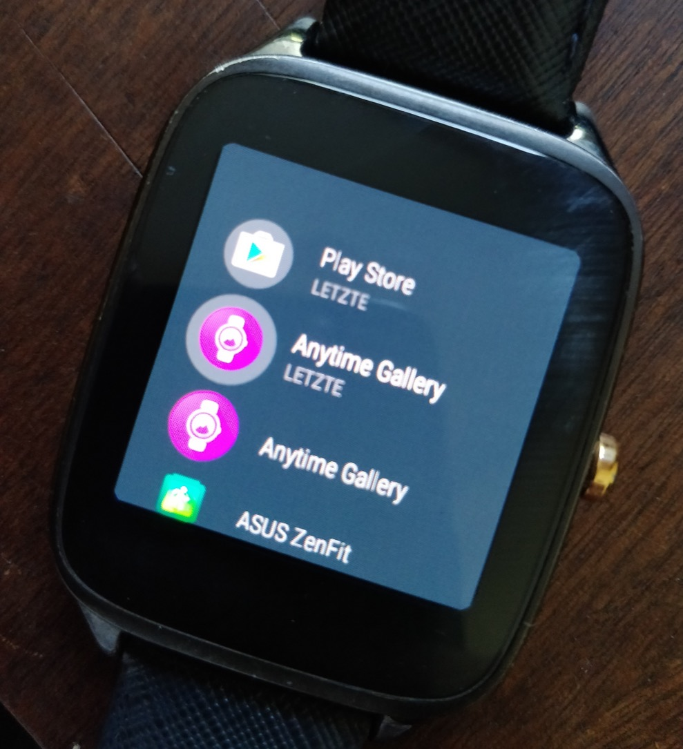 Zenwatch 2 Android Wear 2 1