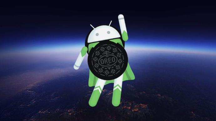 Android 8 Oreo Header