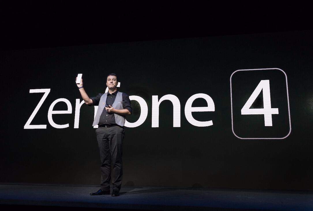 Asus Zenfone 4 Header